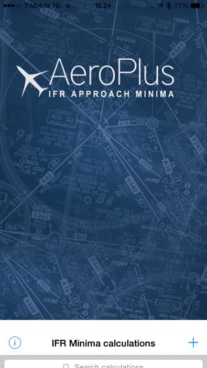 IFR Minima App for iPhone | iPad -