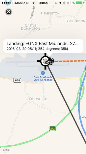 Landing-EGNX