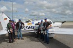 AeroPlus participates in Coupe Breitling 2012